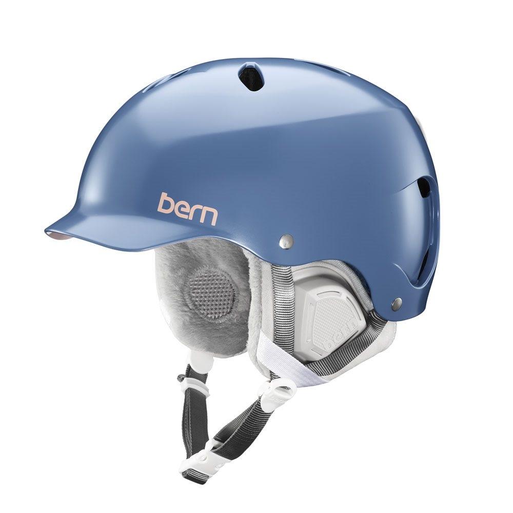 Bern Lenox Helmet Satin Indigo 2018