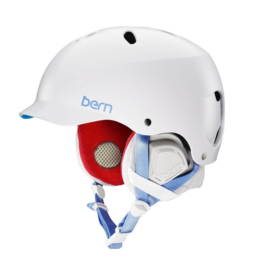 Bern Lenox Helmet Satin White 2018