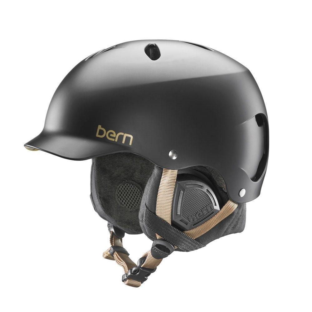 Bern Lenox MIPS Helmet Satin Black 2018