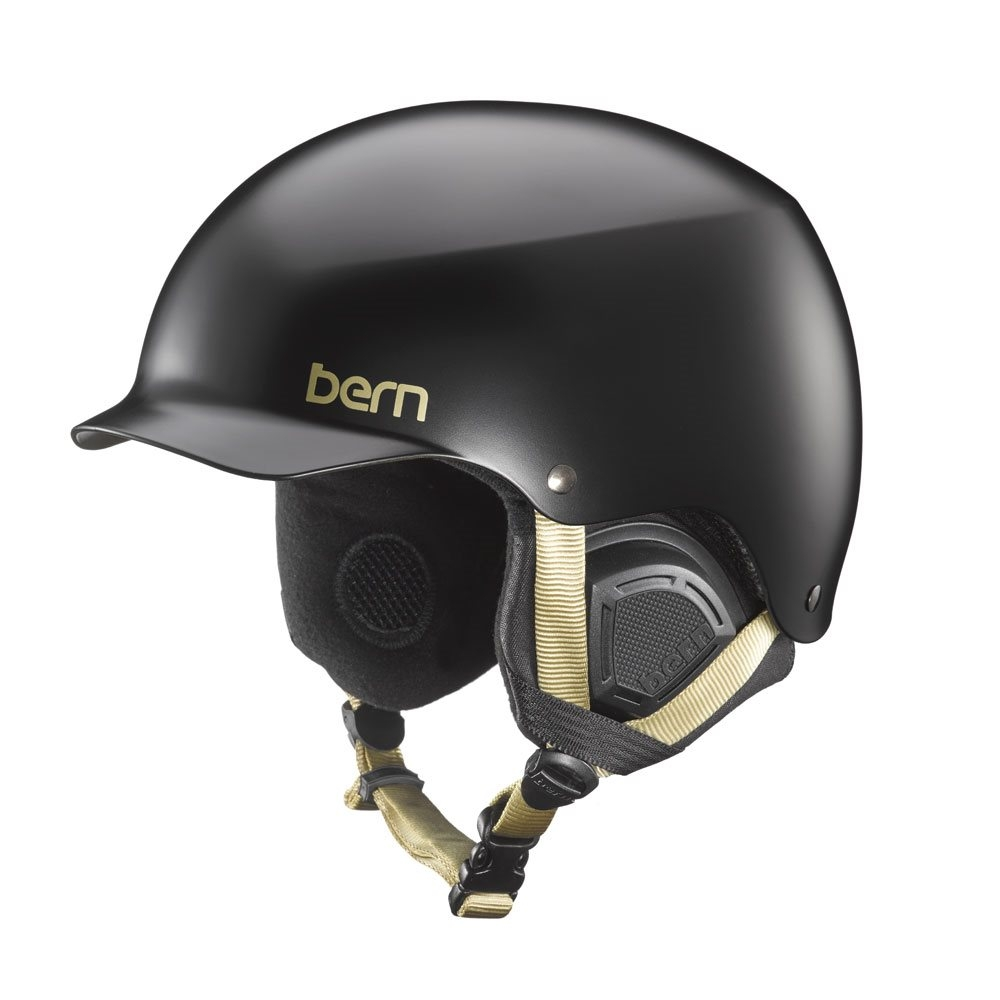 Bern Muse Helmet Satin Black 2018