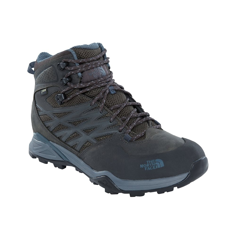 f4c6f7fd02 The North Face Hedgehog Hike Mid GTX Beluga Grey 2018 - Snowtrax