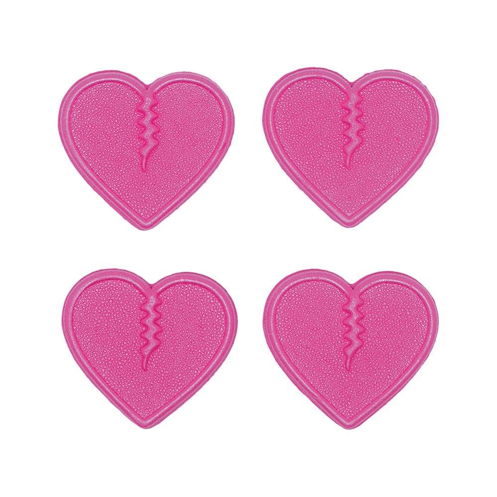 Crab Grab Mini Hearts Pink 2018
