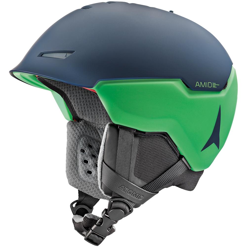 Atomic Revent Plus Amid Helmet Dark Blue/Green 2019