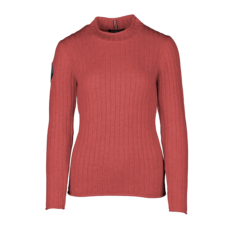 Amundsen Roalda Roll Neck Womens Weathered Red 2019