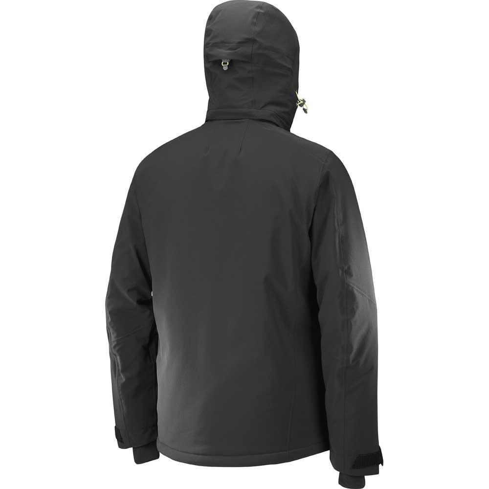 Salomon Brilliant Mens Jacket Black 2019