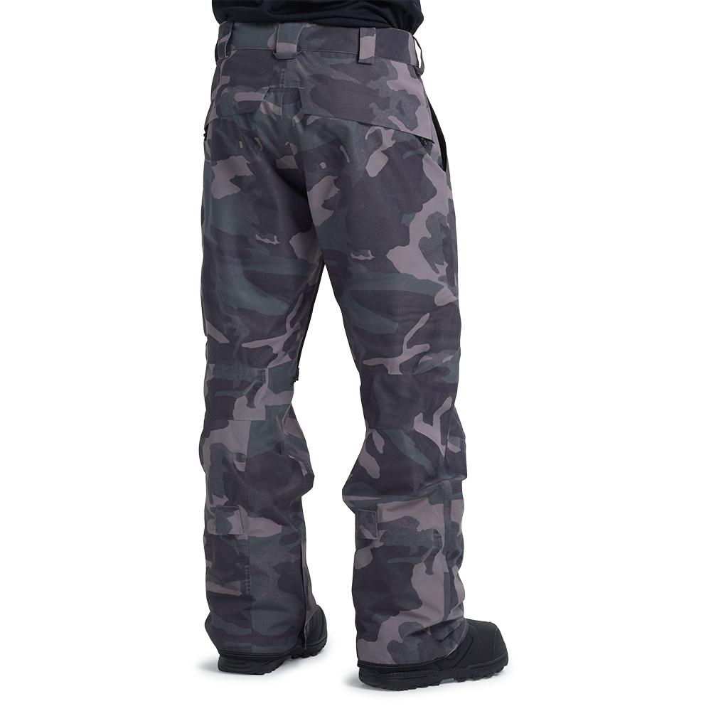 Burton AK Gore-Tex Cyclic Pant Wormwood Camo 2019