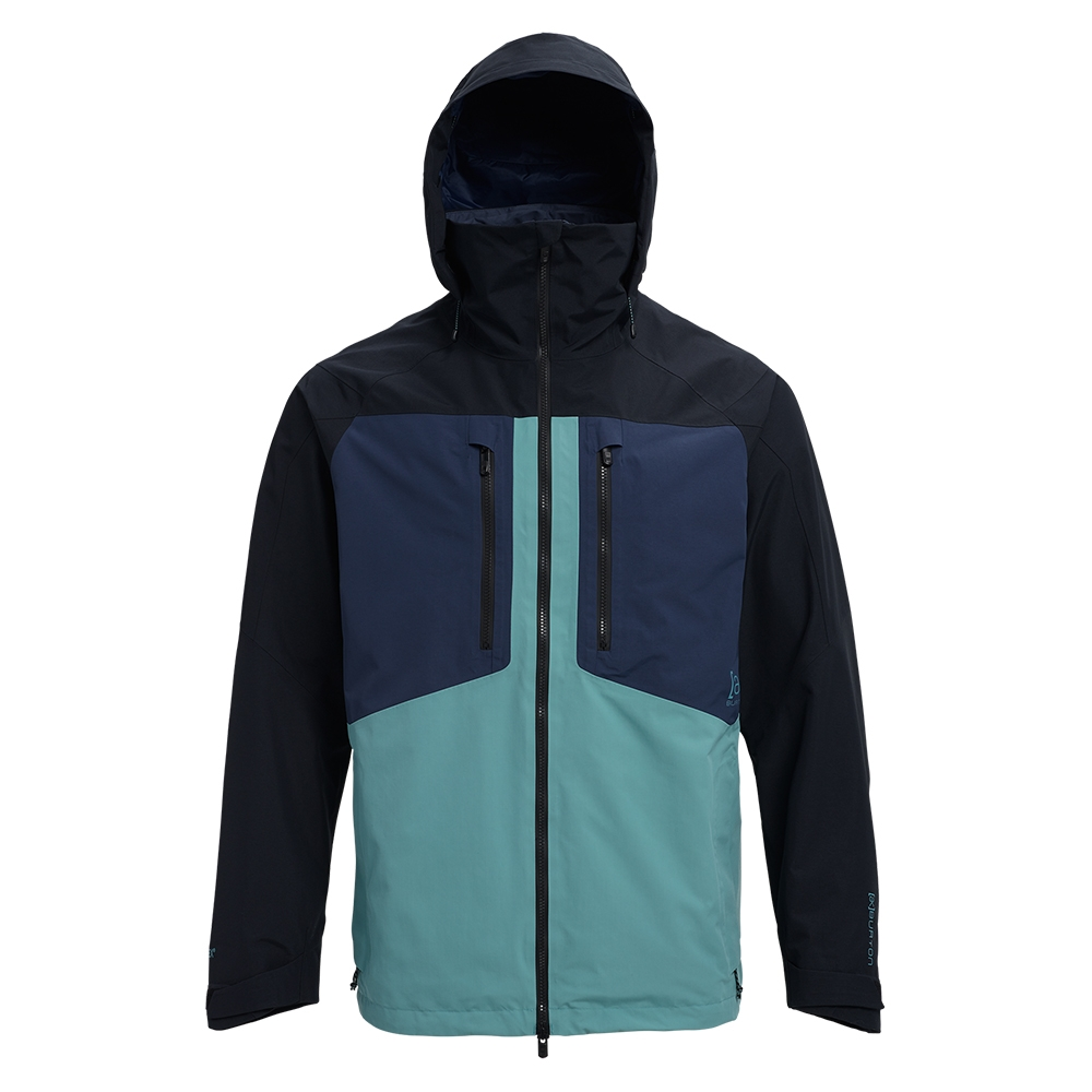 Burton AK Gore-Tex Swash Jacket Trellis / Mood Indigo / Black 2019