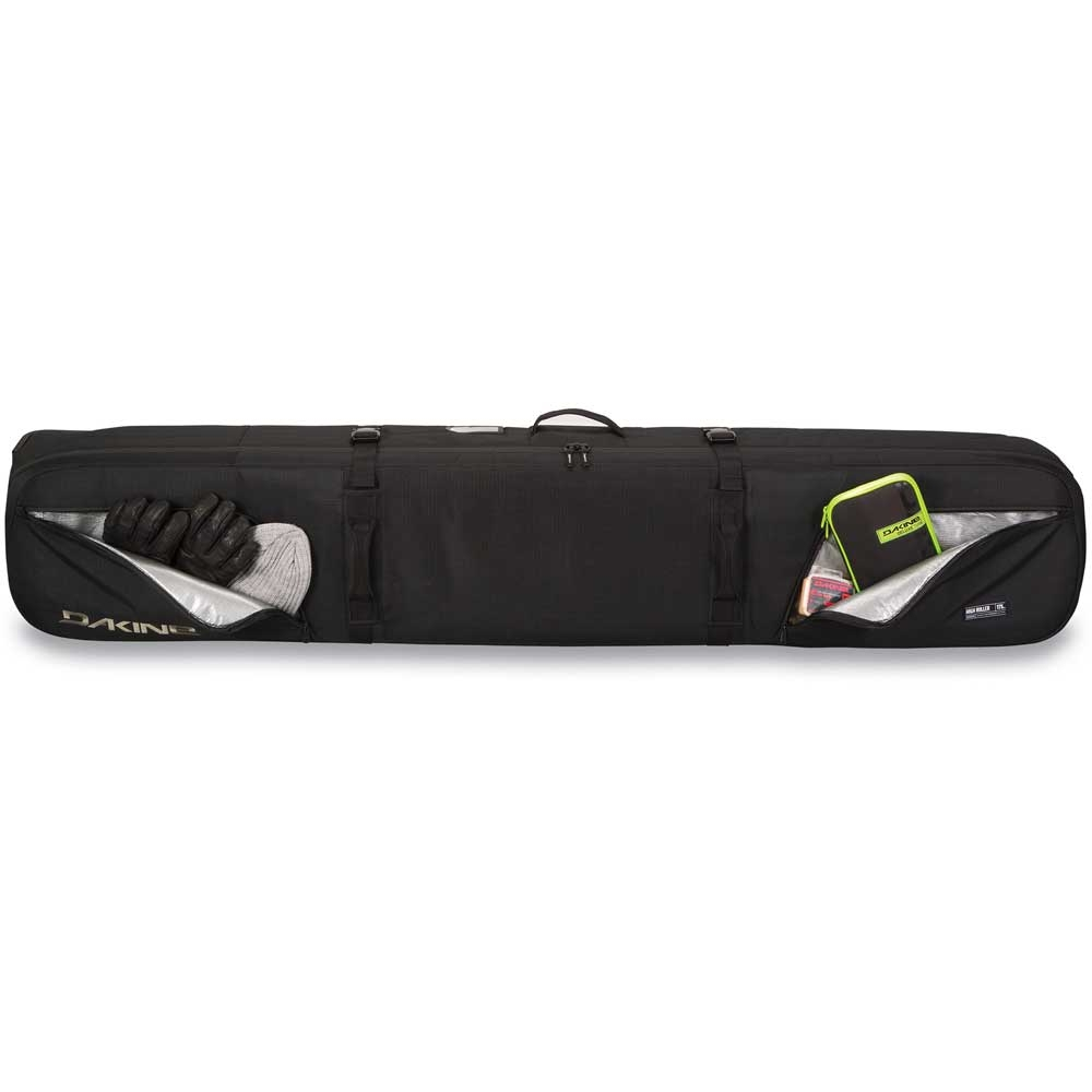 Dakine High Roller Snowboard Bag 175cm Black 2019 - Snowtrax 52f9821759a40