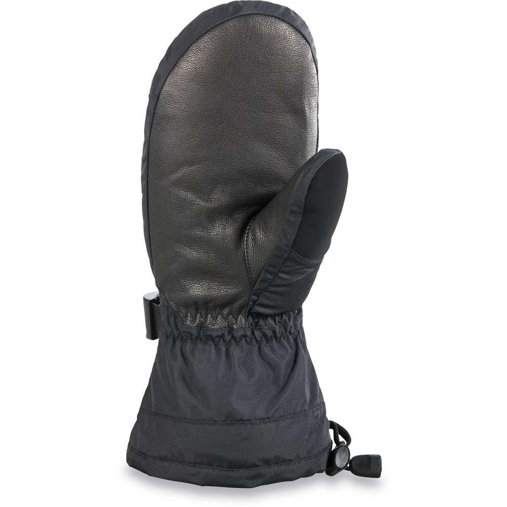 Dakine Leather Camino Mitt Black 2019