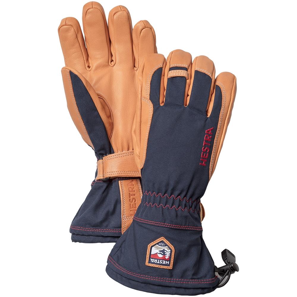 Hestra Narvik Wool Terry Glove Navy 2019
