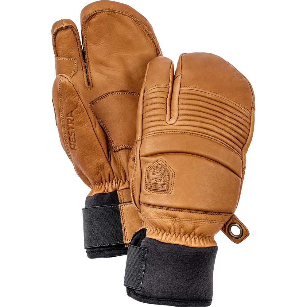 Hestra Leather Fall Line 3 Finger Tan 2019