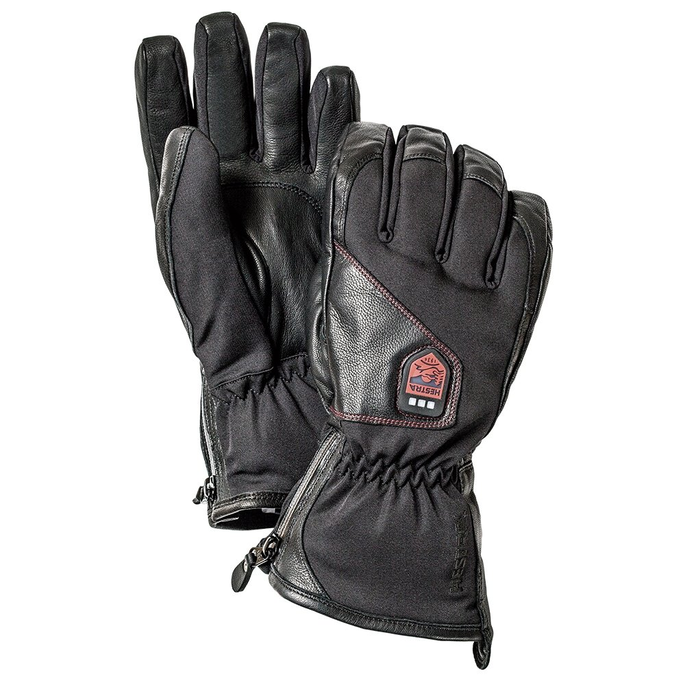Hestra Power Heated Glove Black 2019