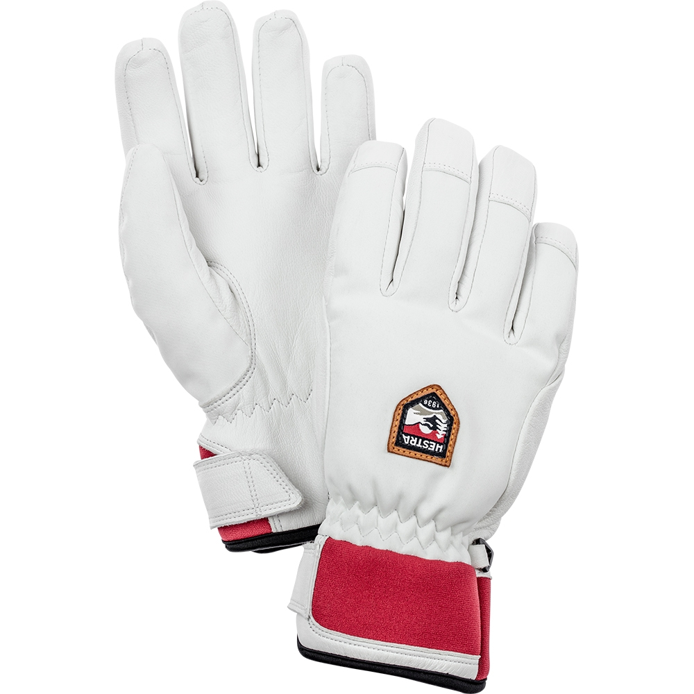 Hestra Womens Moje Czone Glove White 2019
