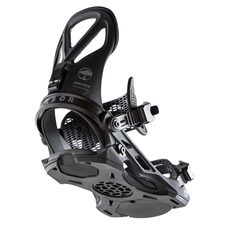 Arbor Hemlock Bindings Black 2019