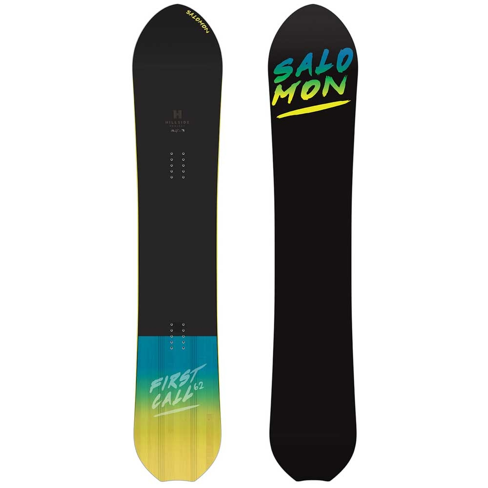 Salomon First Call Snowboard 2019-162