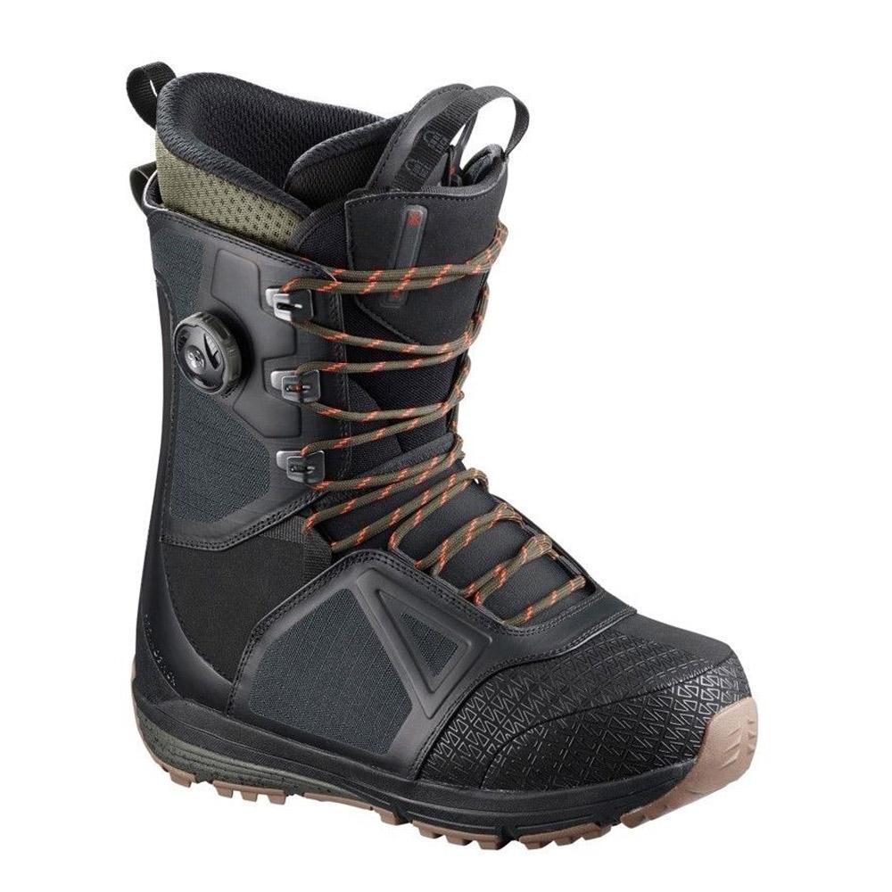 Salomon Lo Fi Boots Black 2019