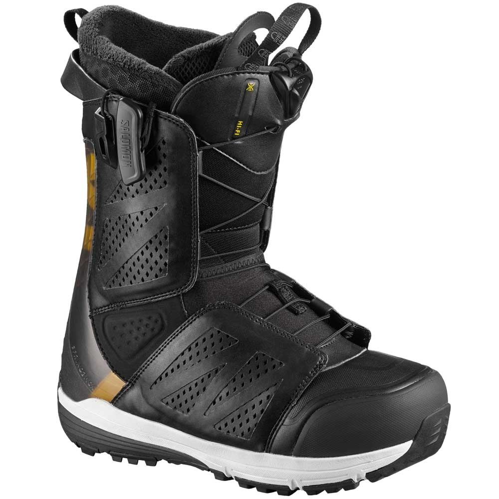 Salomon Hi Fi Boots Black 2019