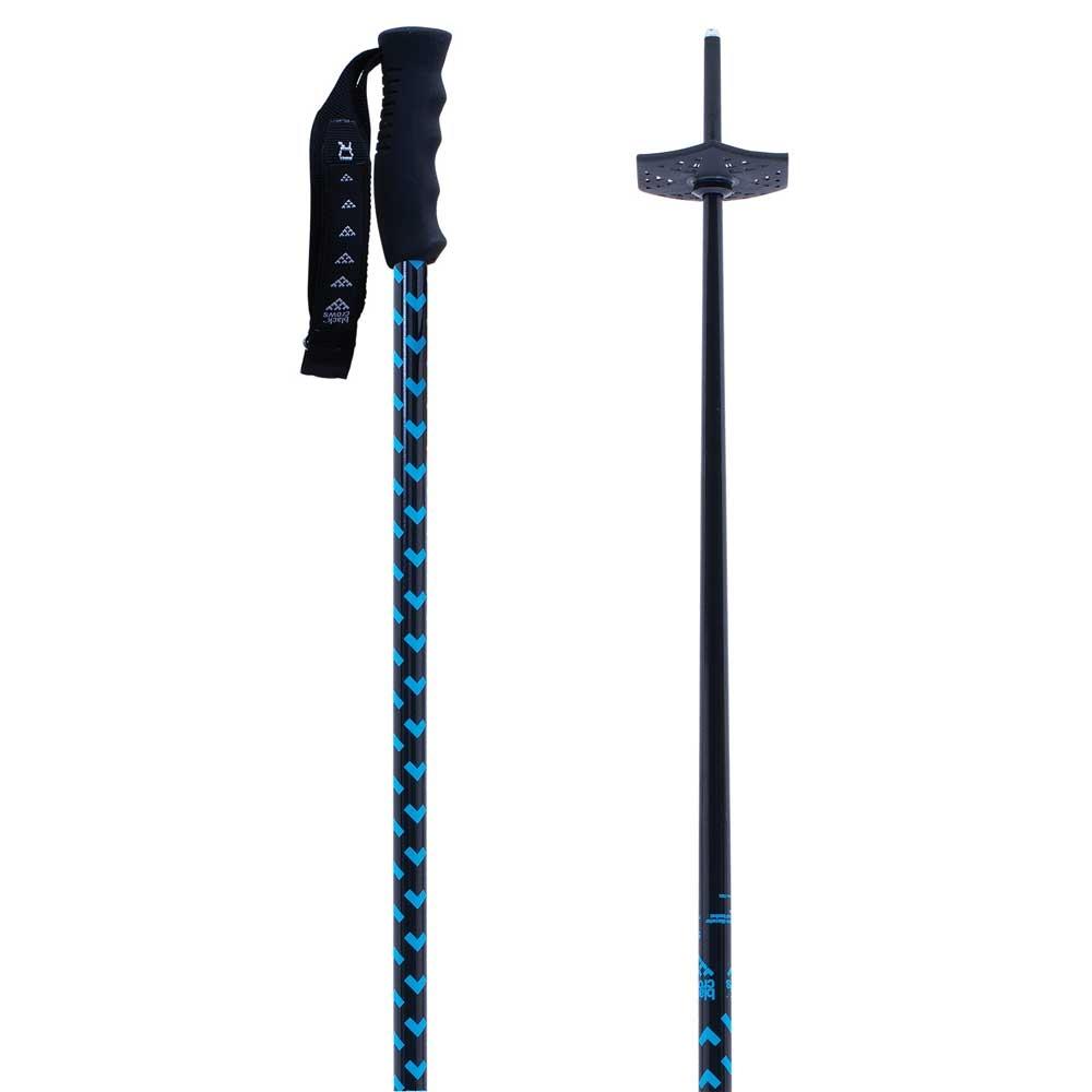 detailing 45ab9 07286 Black Crows Meta Ski Pole Black Blue 2019 ...