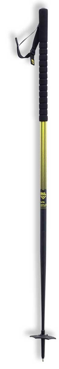 Black Crows Furtis Ski Pole Black/Yellow 2019