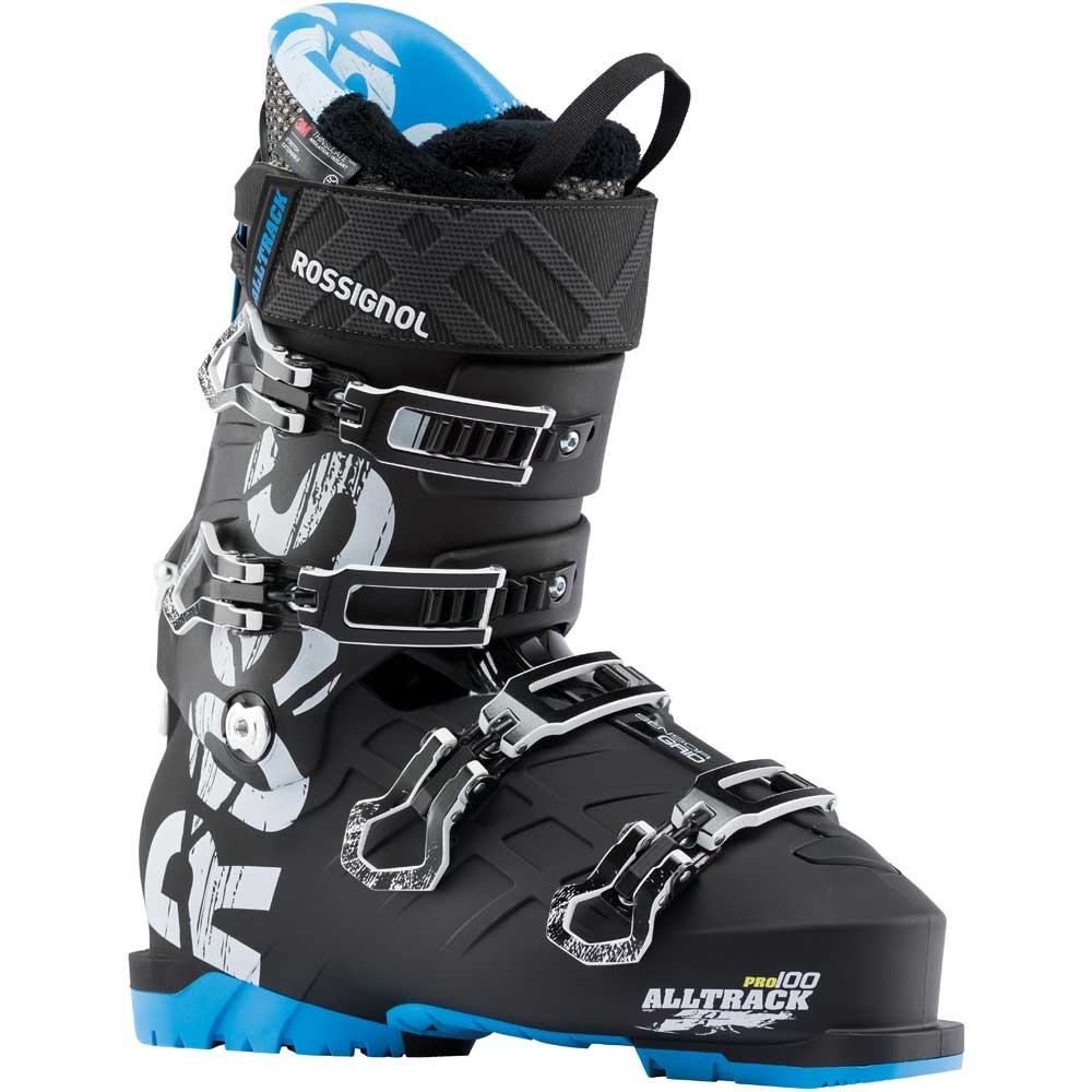 Rossignol Alltrack Pro 100 Mens Ski Boot Black 2019