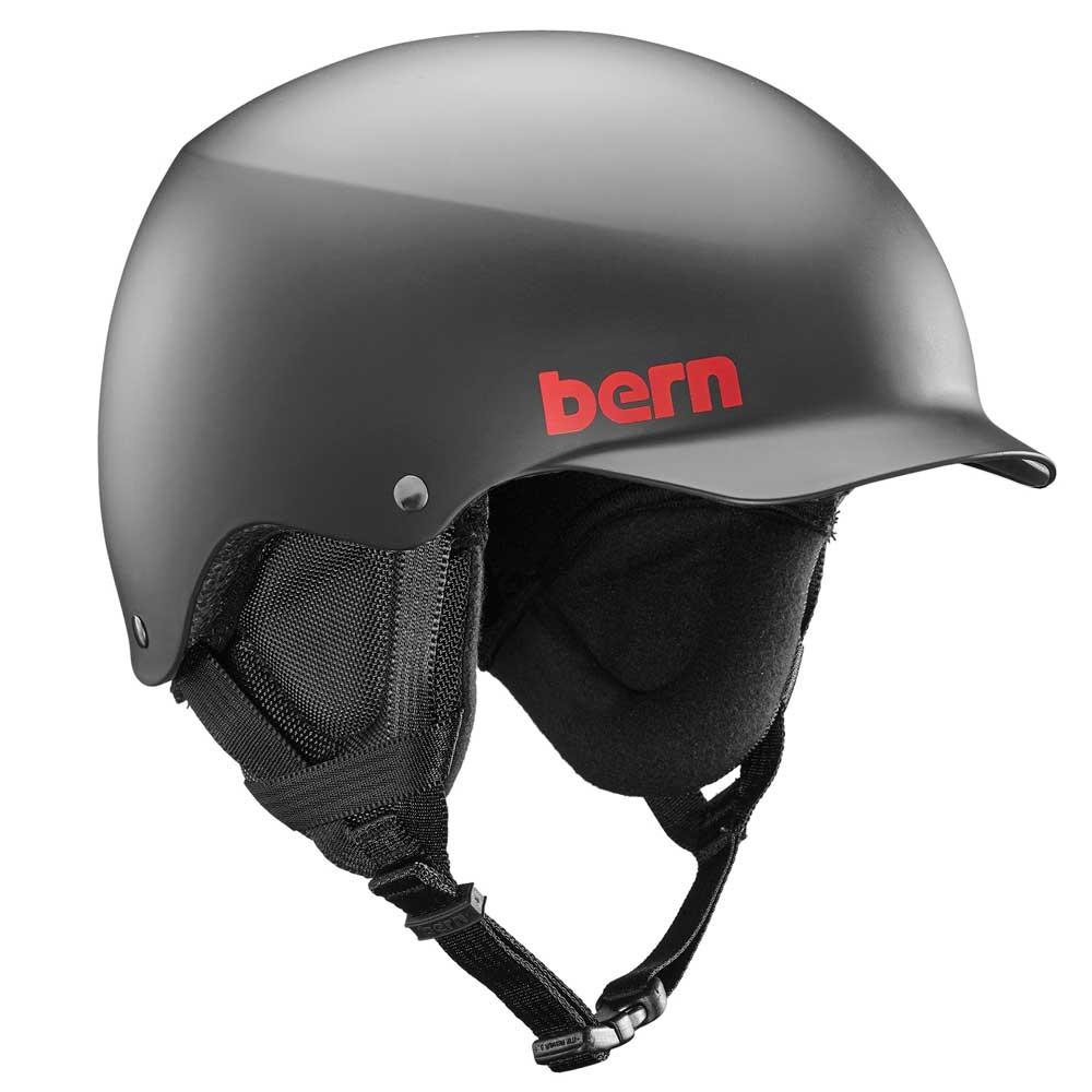 Bern Team Baker Helmet Matte Black 2019