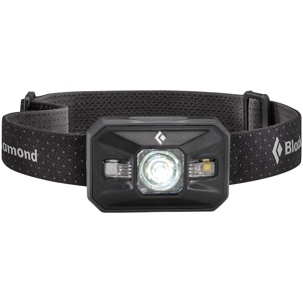 Black Diamond Storm Head Torch Black 2019