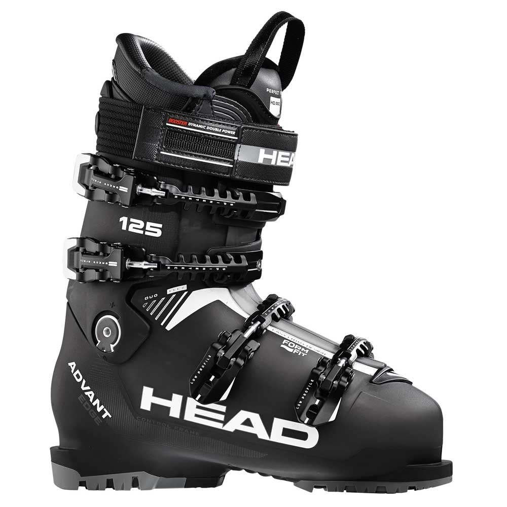 Head Advant Edge 125 Ski Boot Anthracite/Black 2019