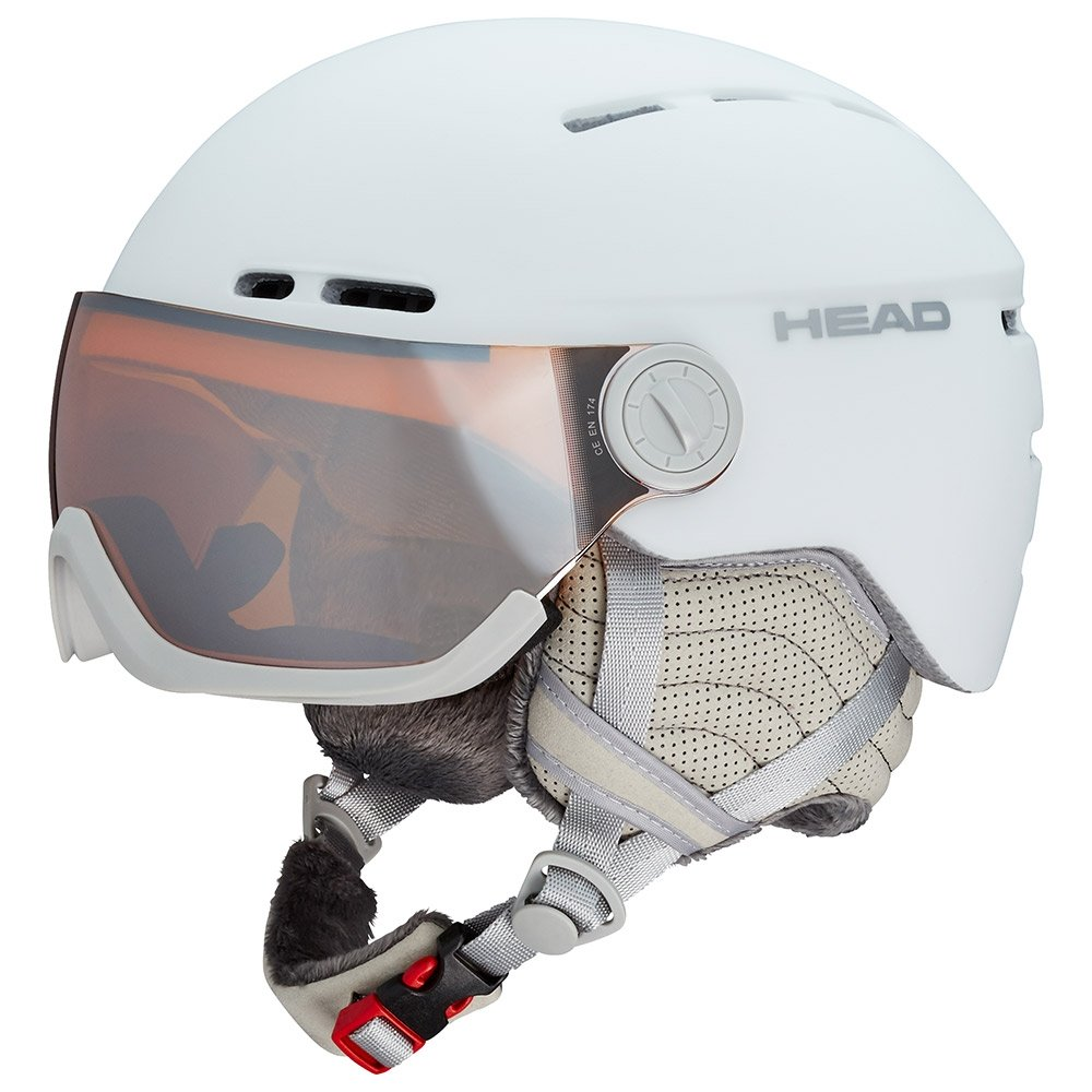 Head Queen Helmet White 2019