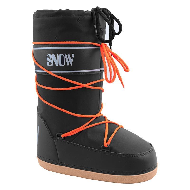 Manbi Space Boot Black Neon 2014