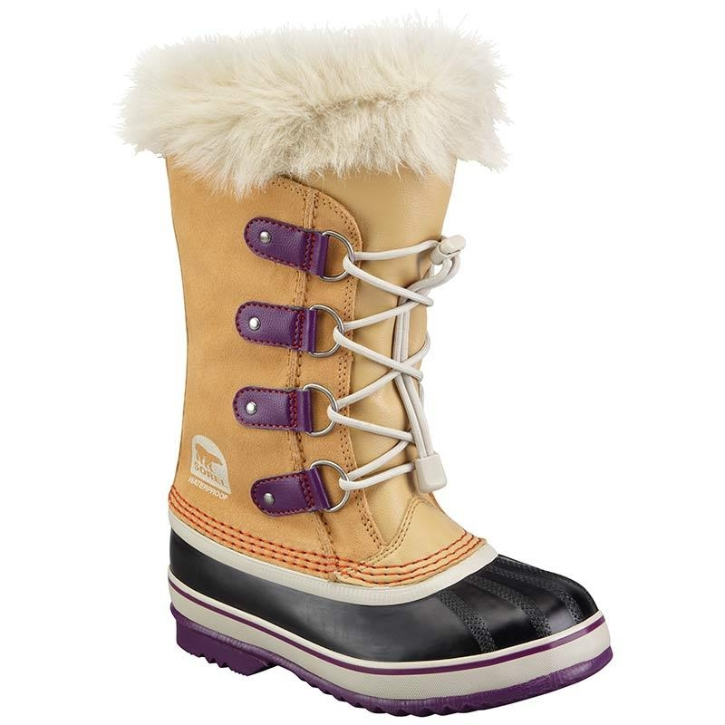 Sorel Youth Joan of Arctic Curry 2014