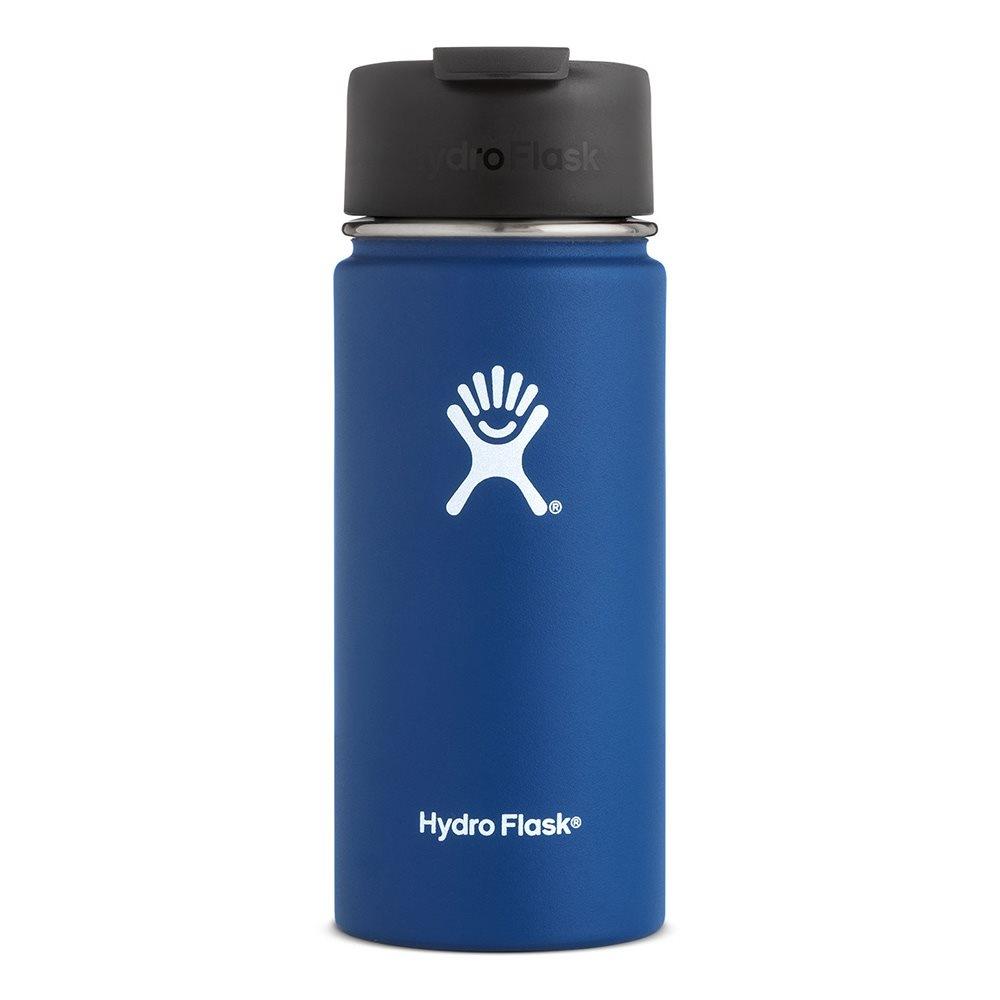 Hydro Flask 16oz Coffee Flask Cobalt