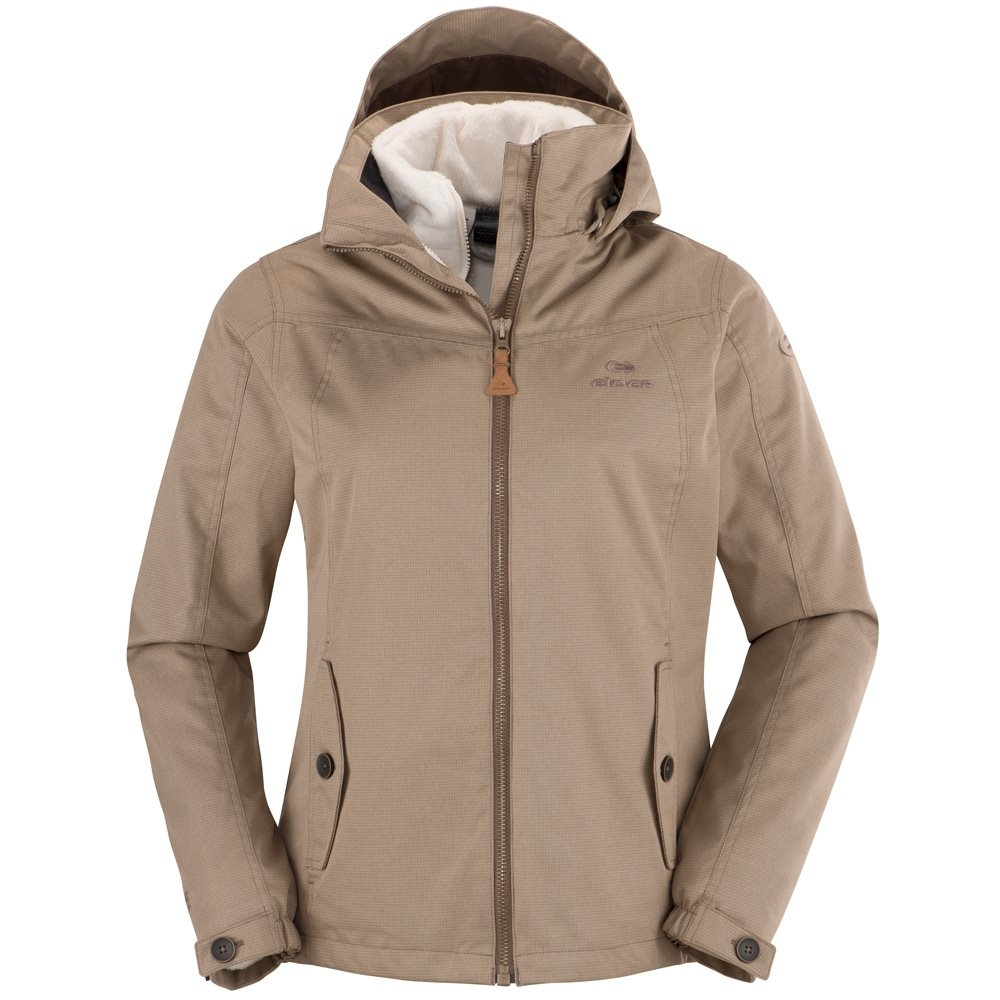 Eider Mont Fleuri 3 In 1 Jacket W Taupe 2015