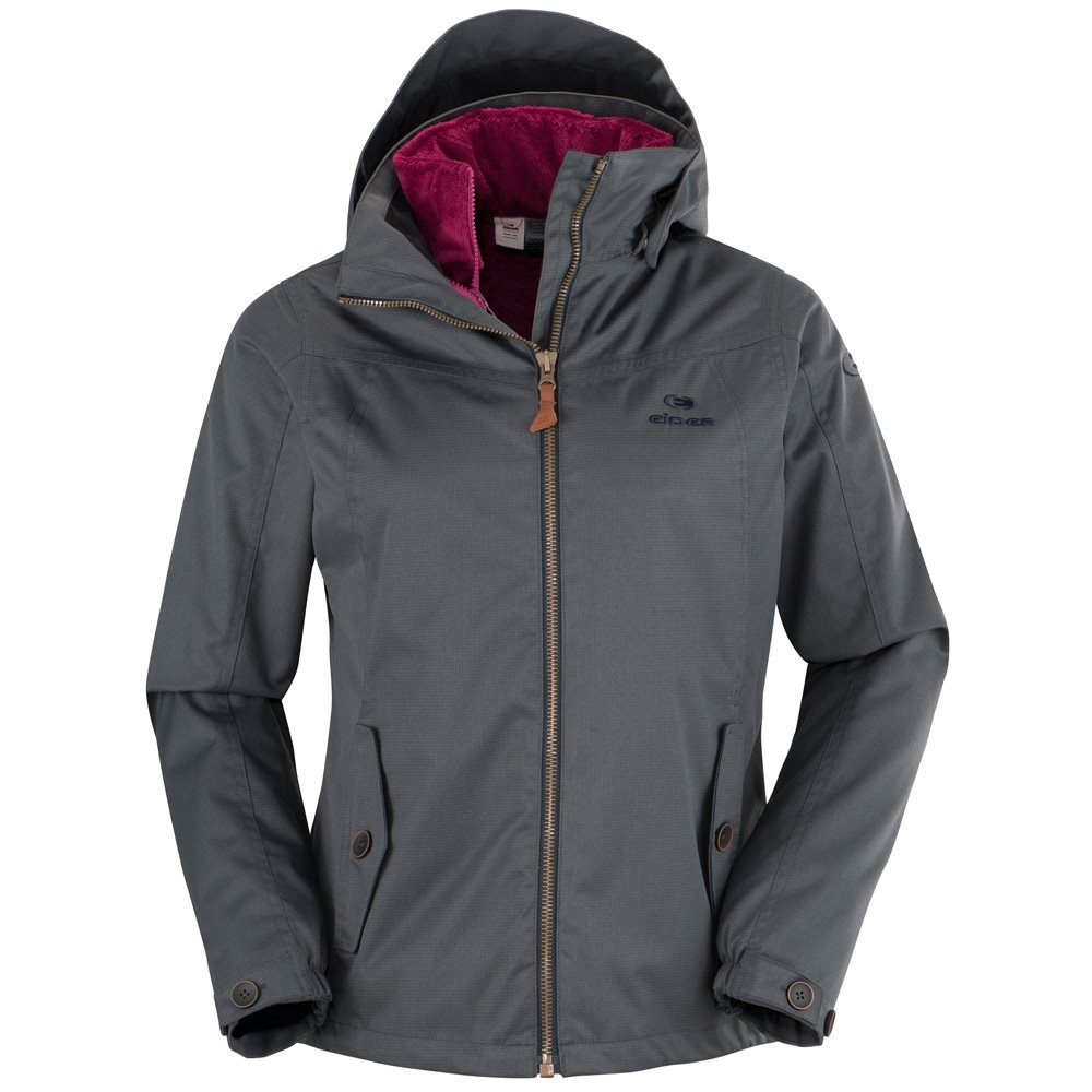 Eider Mont Fleuri 3 In 1 Jacket After Dark 2015