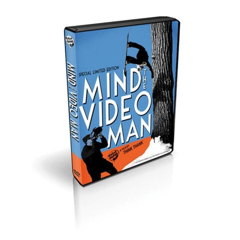 Think Thank Mind The Video Man DVD 2013