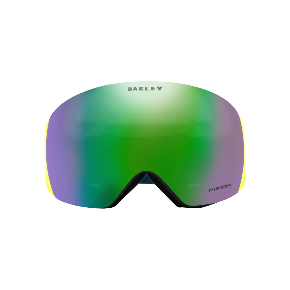Oakley Flight Deck Mystic Flow Retina Goggle with Prizm Jade Lens 2019