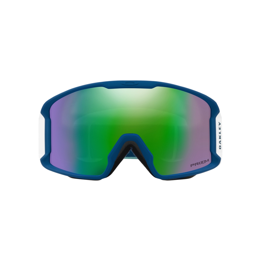 Oakley Line Miner XM Arctic Surf Poseidon Goggle with Prizm Jade Lens 2019