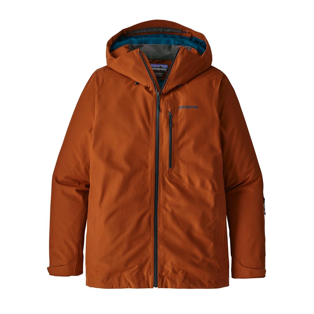 3fe2014b01 Patagonia Powder Bowl Mens Jacket Copper Ore 2019