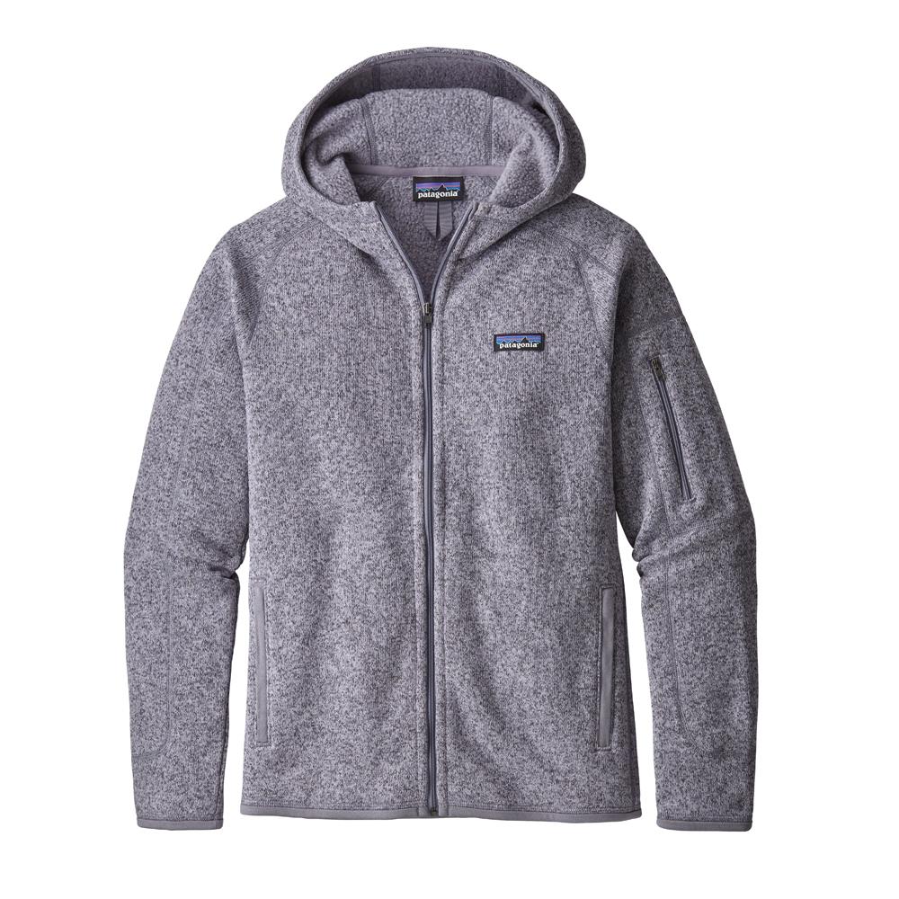 Patagonia Better Sweater Womens Hoody Smokey Violet 2019