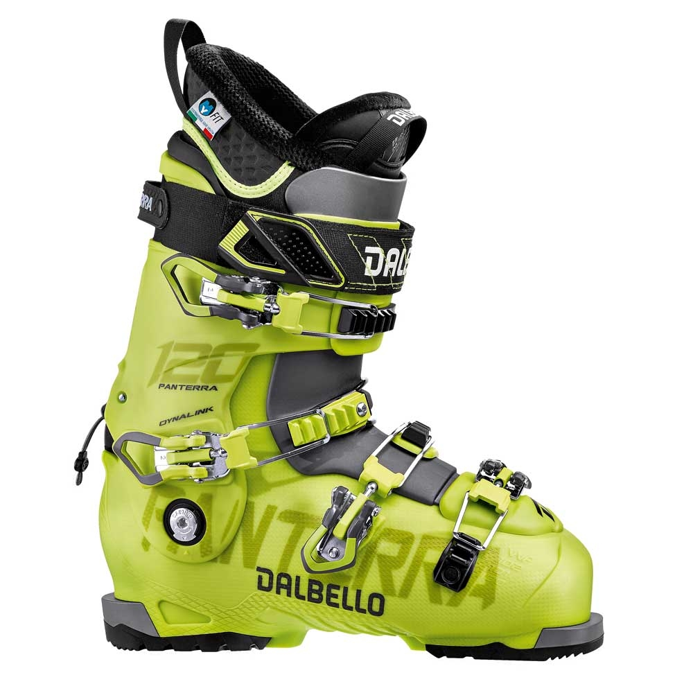 Dalbello Panterra 120 Ski Boot Acid Yellow 2019