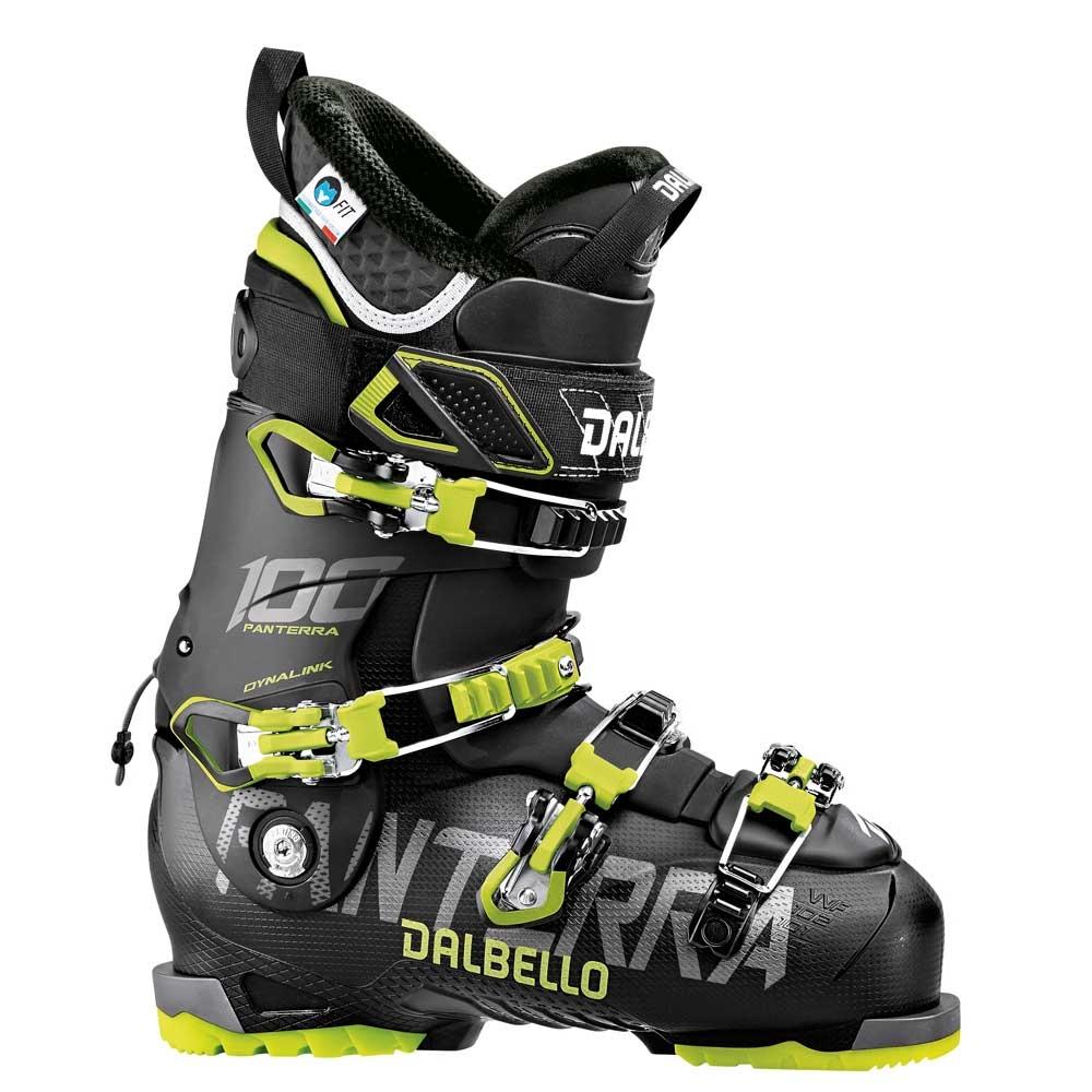Dalbello Panterra 100 Ski Boot Acid Yellow/Black 2019