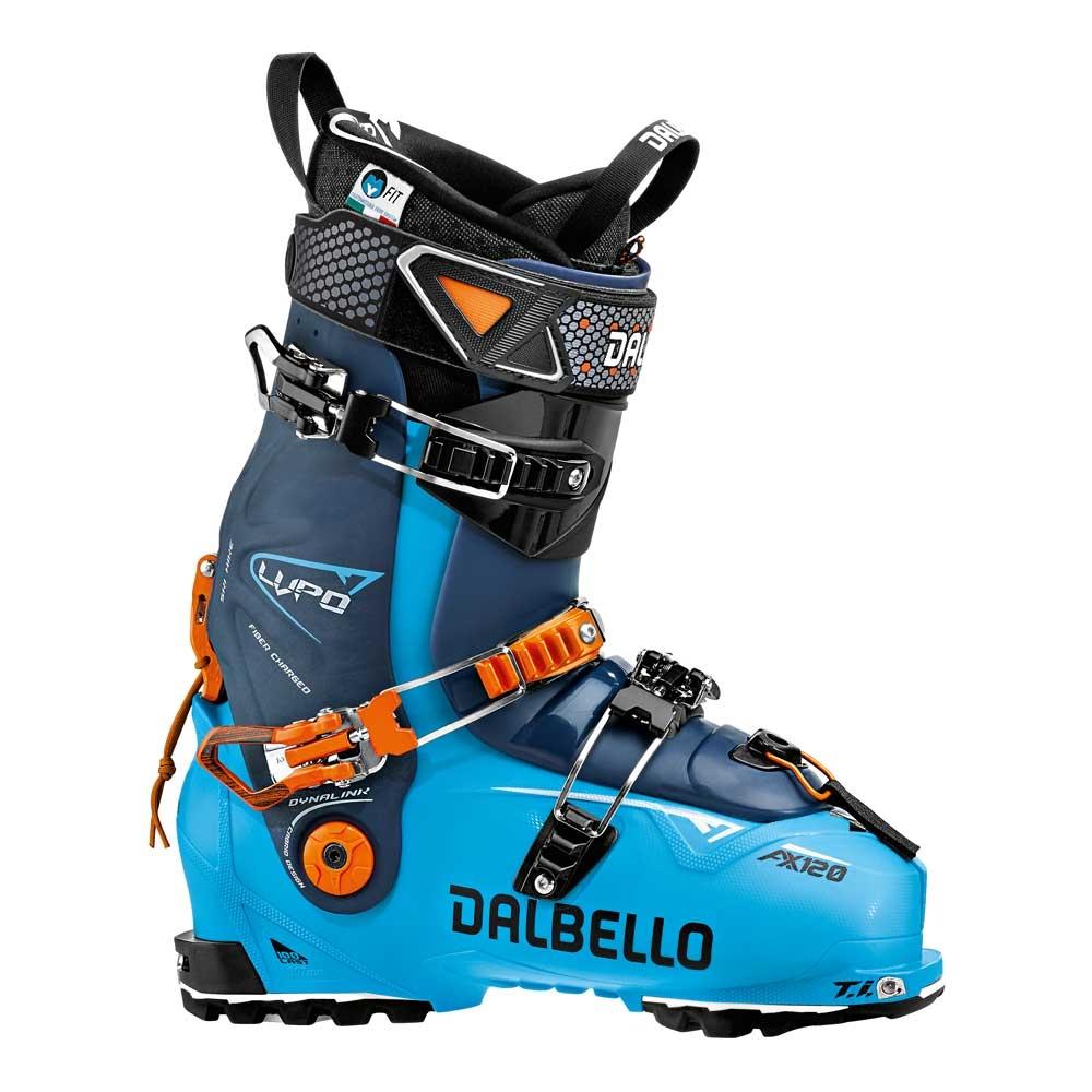 Dalbello Lupo AX 120 Ski Boot Blue 2019