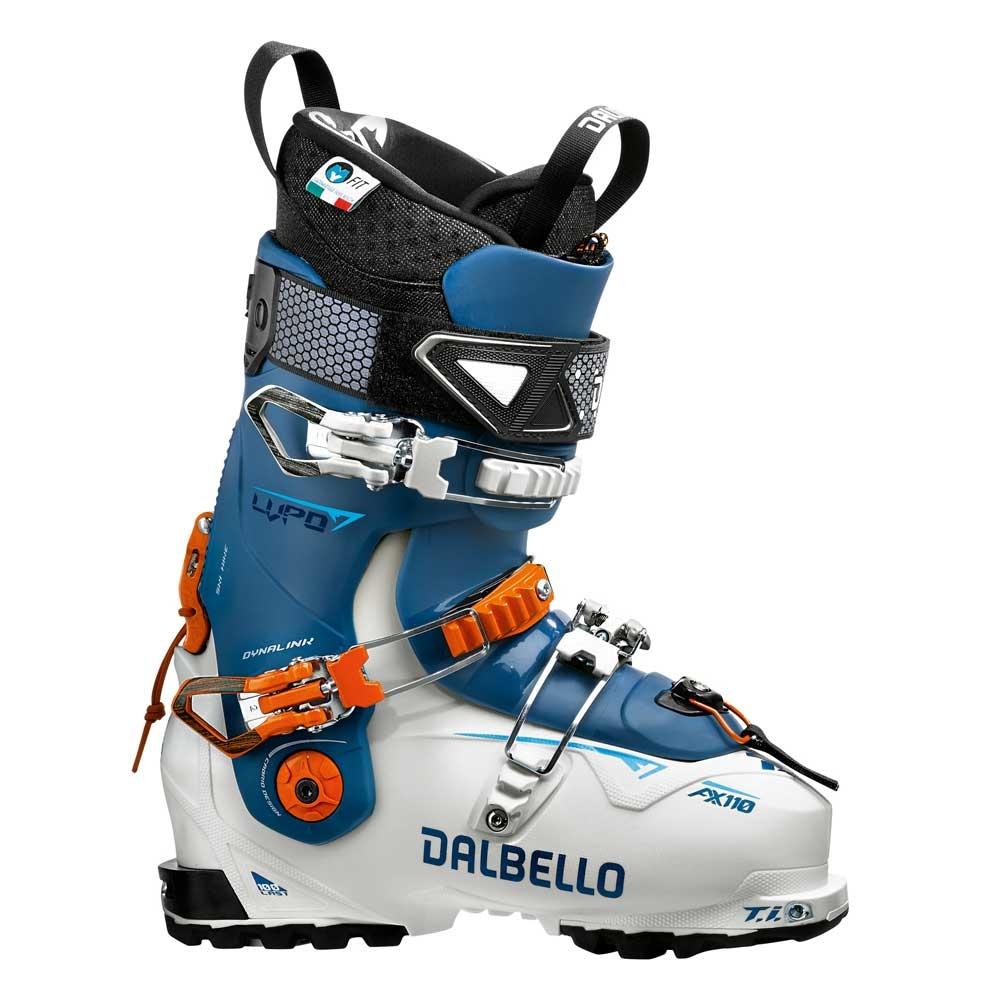 Dalbello Lupo AX 110W Ski Boot White/Celestrial 2019