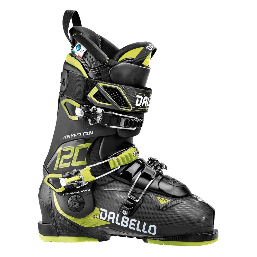 Dalbello Krypton 120 Ski Boot Black 2019