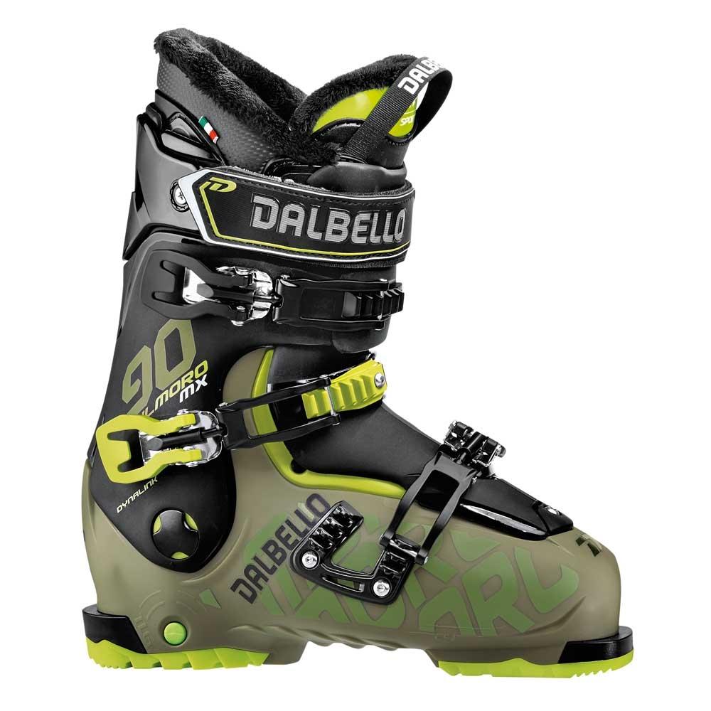 Dalbello IL Moro MX 90 Ski Boot Green/Black 2019