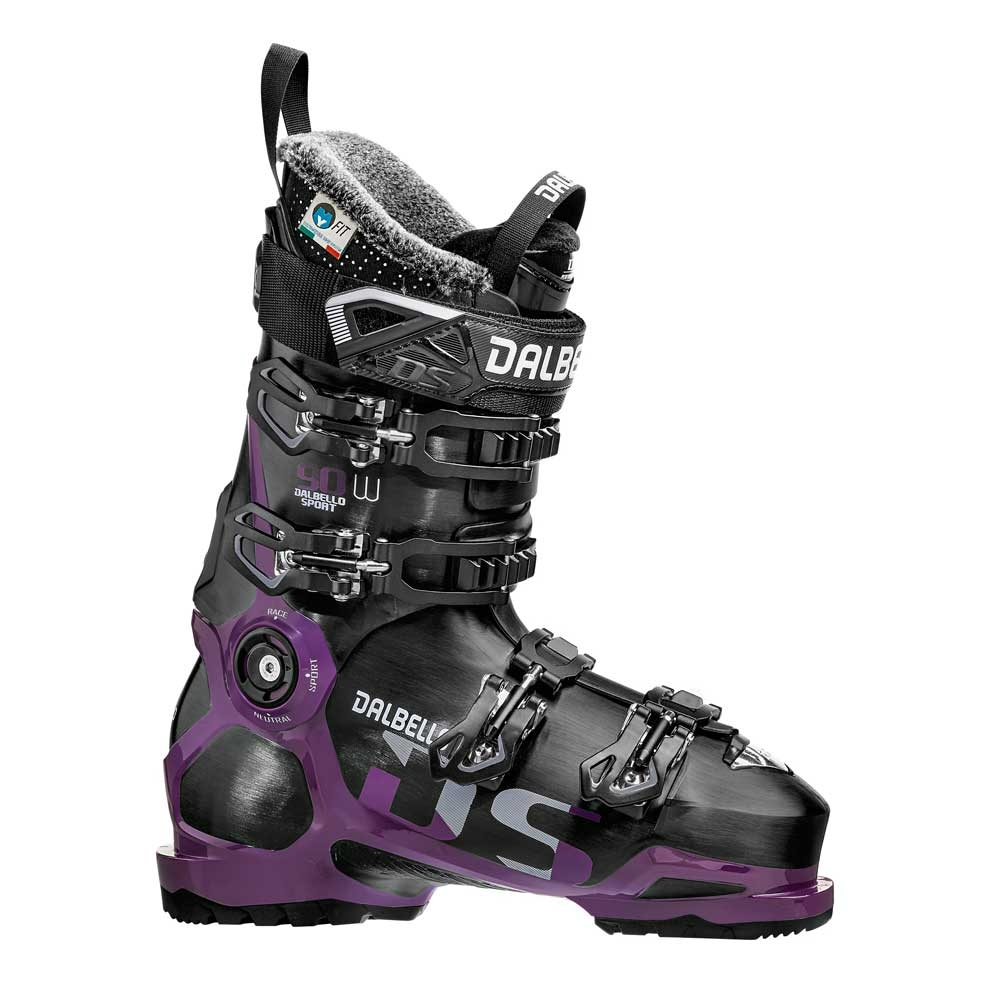 Dalbello DS 90 W Ski Boot Black/Grape 2019