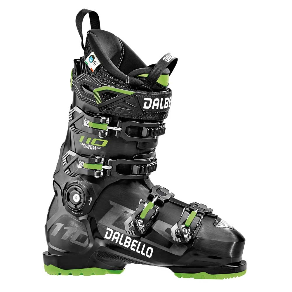 Dalbello DS 110 Ski Boot Black/Black 2019