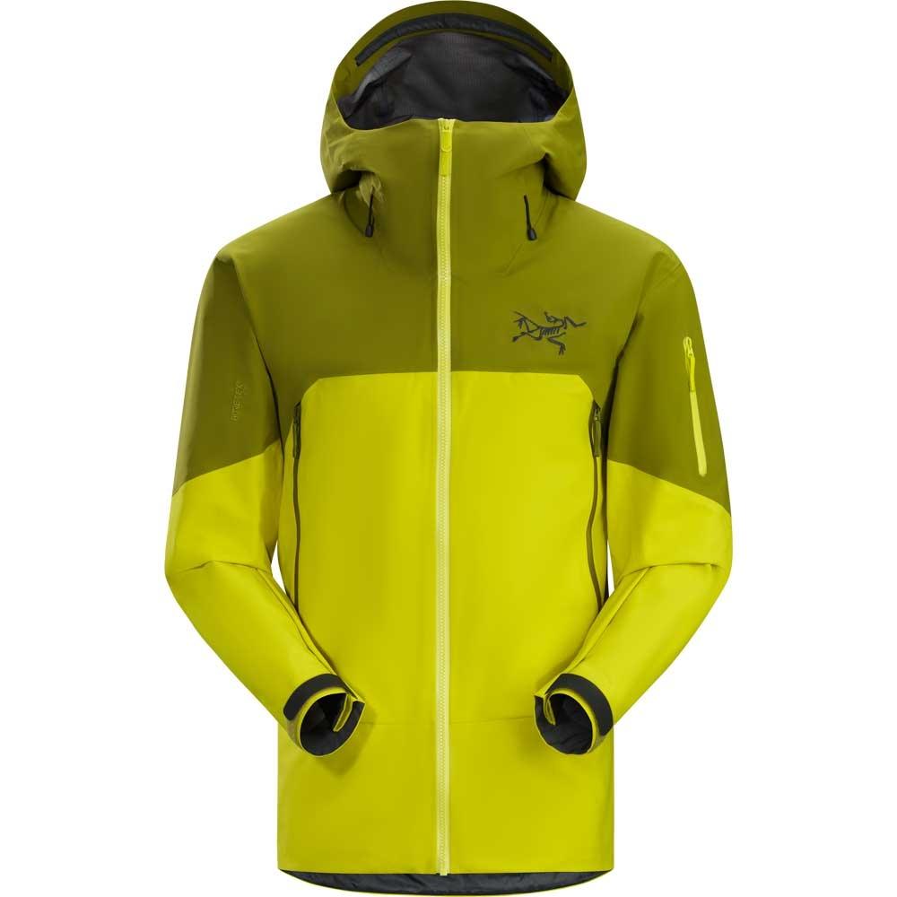 Arcteryx Rush Jacket Serpentine 2019