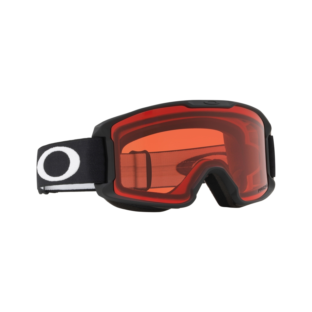 2654604722 ... Oakley Line Miner Youth Matte Black Goggle with Prizm Rose Lens 2019