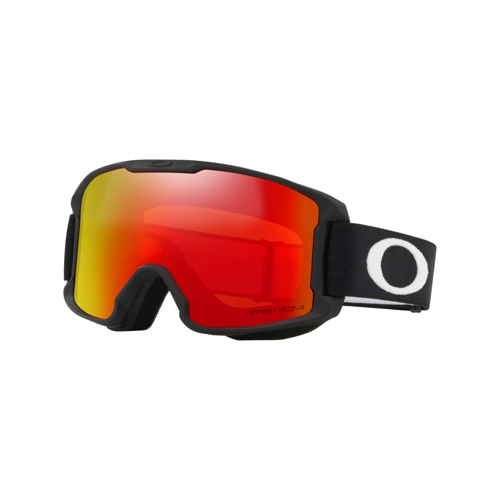 648214aedd Oakley Line Miner Youth Matte Black Goggle with Prizm Torch Lens 2019 ...
