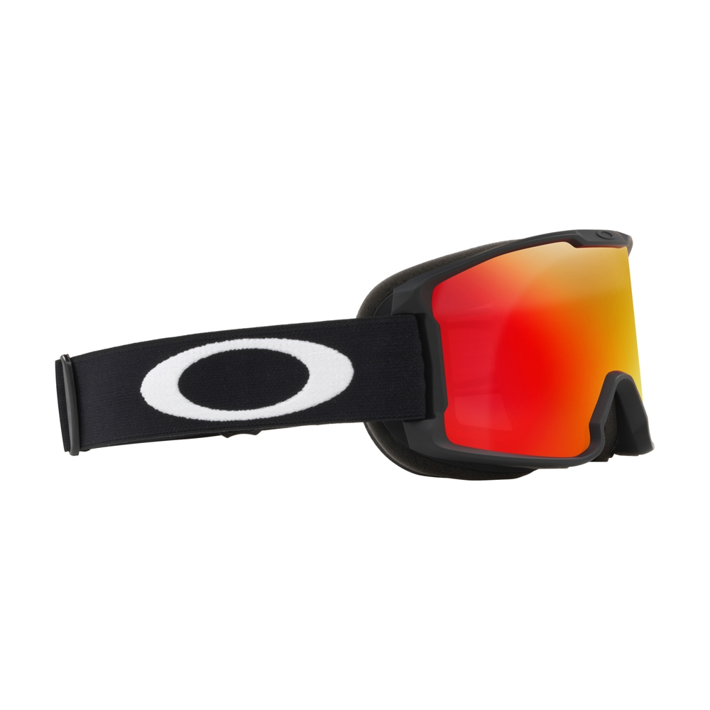 ... Oakley Line Miner Youth Matte Black Goggle with Prizm Torch Lens 2019  ... 895c59cdc7